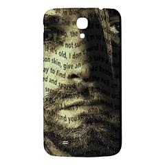 Kurt Cobain Samsung Galaxy Mega I9200 Hardshell Back Case by Valentinaart