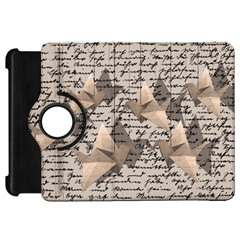 Paper Cranes Kindle Fire Hd 7  by Valentinaart