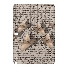 Paper Cranes Samsung Galaxy Tab Pro 10 1 Hardshell Case by Valentinaart