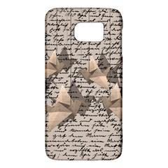 Paper Cranes Galaxy S6 by Valentinaart