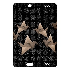 Paper Cranes Amazon Kindle Fire Hd (2013) Hardshell Case by Valentinaart