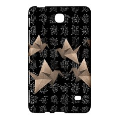 Paper Cranes Samsung Galaxy Tab 4 (7 ) Hardshell Case  by Valentinaart