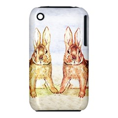 Rabbits  Iphone 3s/3gs by Valentinaart