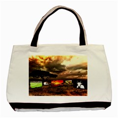Africa Basic Tote Bag by Valentinaart