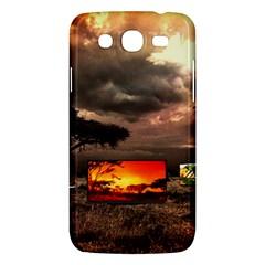 Africa Samsung Galaxy Mega 5 8 I9152 Hardshell Case  by Valentinaart