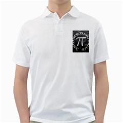 Pi Golf Shirts by Valentinaart