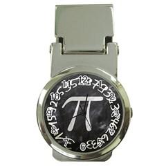 Pi Money Clip Watches by Valentinaart