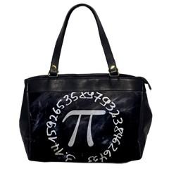 Pi Office Handbags by Valentinaart