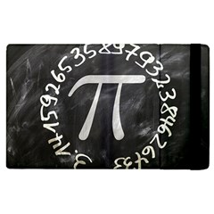 Pi Apple Ipad 2 Flip Case by Valentinaart