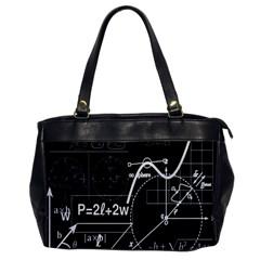 School Board  Office Handbags by Valentinaart