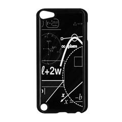 School Board  Apple Ipod Touch 5 Case (black) by Valentinaart