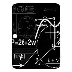 School Board  Samsung Galaxy Tab 3 (10 1 ) P5200 Hardshell Case  by Valentinaart