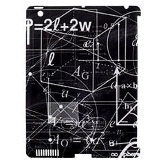 School Board  Apple Ipad 3/4 Hardshell Case (compatible With Smart Cover) by Valentinaart