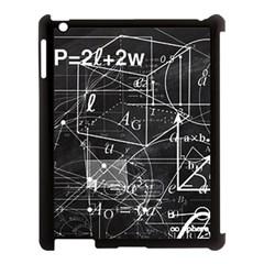 School Board  Apple Ipad 3/4 Case (black) by Valentinaart