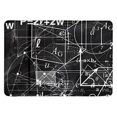 School Board  Samsung Galaxy Tab 8 9  P7300 Flip Case by Valentinaart