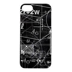School Board  Apple Iphone 5s/ Se Hardshell Case by Valentinaart