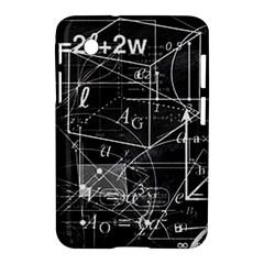 School Board  Samsung Galaxy Tab 2 (7 ) P3100 Hardshell Case  by Valentinaart