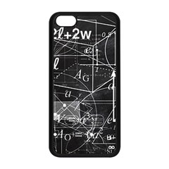 School Board  Apple Iphone 5c Seamless Case (black) by Valentinaart