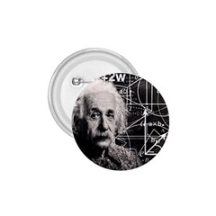 Albert Einstein 1 75  Buttons by Valentinaart