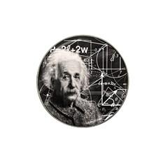 Albert Einstein Hat Clip Ball Marker (10 Pack) by Valentinaart