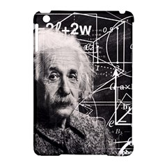 Albert Einstein Apple Ipad Mini Hardshell Case (compatible With Smart Cover) by Valentinaart