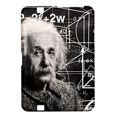 Albert Einstein Kindle Fire Hd 8 9  by Valentinaart