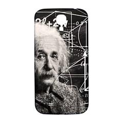 Albert Einstein Samsung Galaxy S4 I9500/i9505  Hardshell Back Case by Valentinaart