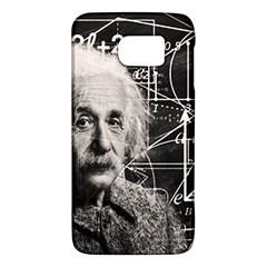 Albert Einstein Galaxy S6 by Valentinaart