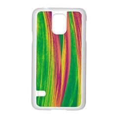 Pattern Samsung Galaxy S5 Case (white) by Valentinaart