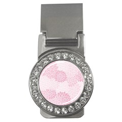 Floral Pattern Money Clips (cz)  by Valentinaart