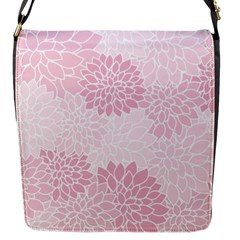 Floral Pattern Flap Messenger Bag (s) by Valentinaart