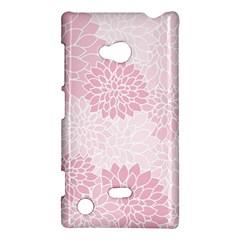 Floral Pattern Nokia Lumia 720 by Valentinaart