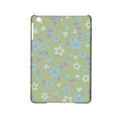 Floral Pattern Ipad Mini 2 Hardshell Cases by Valentinaart