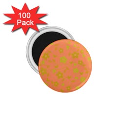 Floral Pattern 1 75  Magnets (100 Pack)  by Valentinaart