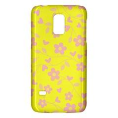 Floral Pattern Galaxy S5 Mini by Valentinaart