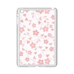 Floral Pattern Ipad Mini 2 Enamel Coated Cases by Valentinaart