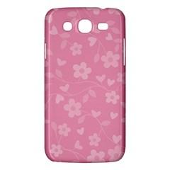 Floral Pattern Samsung Galaxy Mega 5 8 I9152 Hardshell Case  by Valentinaart