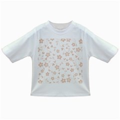 Floral Pattern Infant/toddler T Shirts by Valentinaart