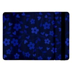 Floral Pattern Samsung Galaxy Tab Pro 12 2  Flip Case by Valentinaart