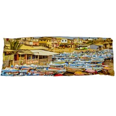 Engabao Beach At Guayas District Ecuador Body Pillow Case (dakimakura) by dflcprints