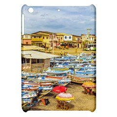 Engabao Beach At Guayas District Ecuador Apple Ipad Mini Hardshell Case by dflcprints