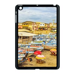 Engabao Beach At Guayas District Ecuador Apple Ipad Mini Case (black) by dflcprints