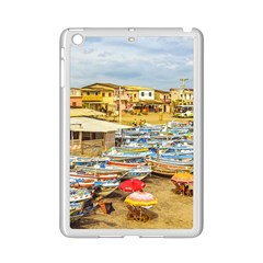 Engabao Beach At Guayas District Ecuador Ipad Mini 2 Enamel Coated Cases by dflcprints