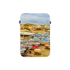 Engabao Beach At Guayas District Ecuador Apple Ipad Mini Protective Soft Cases by dflcprints