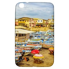Engabao Beach At Guayas District Ecuador Samsung Galaxy Tab 3 (8 ) T3100 Hardshell Case  by dflcprints