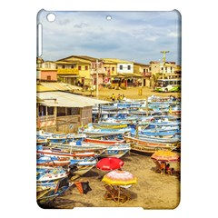 Engabao Beach At Guayas District Ecuador Ipad Air Hardshell Cases by dflcprints