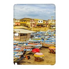 Engabao Beach At Guayas District Ecuador Samsung Galaxy Tab Pro 12 2 Hardshell Case by dflcprints