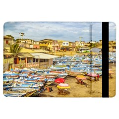 Engabao Beach At Guayas District Ecuador Ipad Air Flip by dflcprints