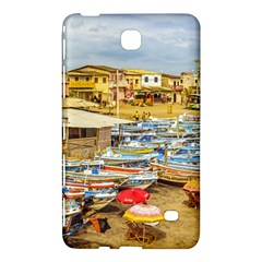 Engabao Beach At Guayas District Ecuador Samsung Galaxy Tab 4 (8 ) Hardshell Case  by dflcprints