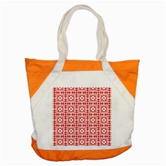 Pattern Accent Tote Bag by Valentinaart